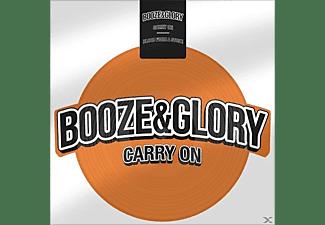 Booze & Glory - Carry On (Ltd.Shape LP)  - (Vinyl)