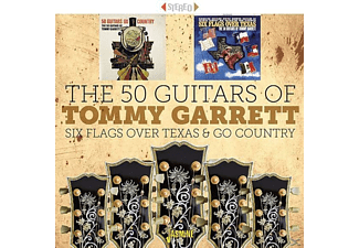 Tommy Garrett - 50 Guitars Of Tommy Garrett - (CD)
