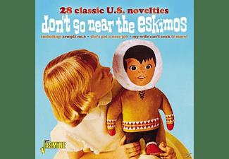VARIOUS - Don't Go Near The Eskimos  - (CD)