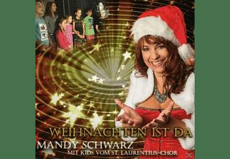 Mandy Schwarz - Weihnachten ist da  - (CD)