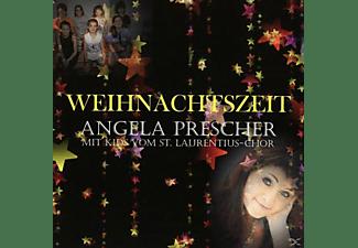 Angela Prescher - Weihnachtszeit  - (CD)