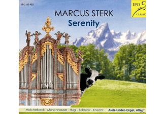 Marcus Sterk - Serenity  - (CD)
