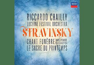 Lucerne Festival Orchestra - Chant Funebre,Le Sacre De Printemps  - (CD)