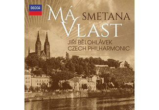 The Czech Philharmonic Orchestra - MA VLAST [CD]