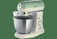 ARIETE 00C158804AR0 Vintage Küchenmaschine Grün/Creme (1000 Watt)