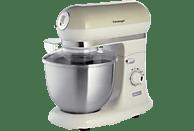 ARIETE 00C158803AR0 Vintage Küchenmaschine Creme (Rührschüsselkapazität: 5,5 Liter, 1000 Watt)