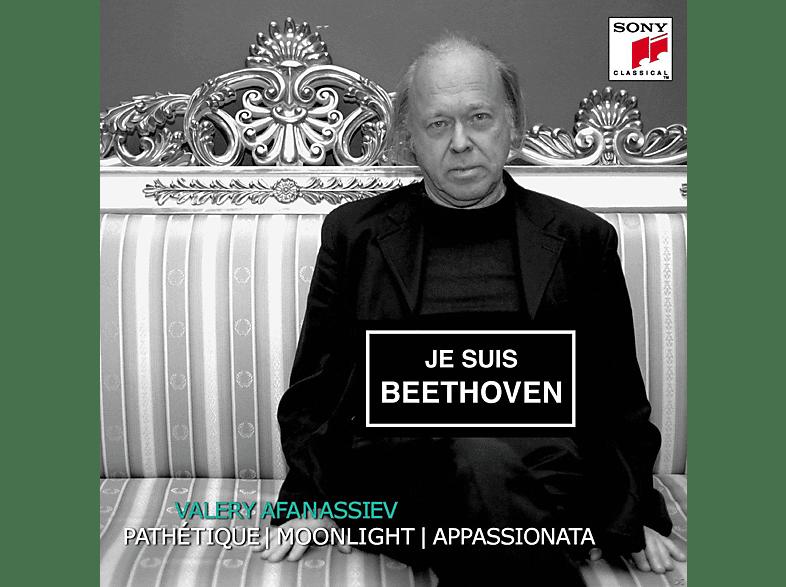 Valery Afanassiev - Beethoven: Pathetique/Moonlight/Appassionata [CD]