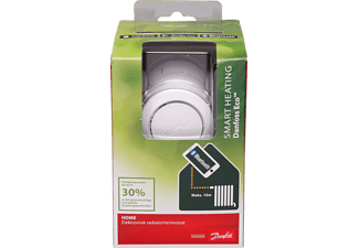 DANFOSS Eco, Heizkörperthermostat, kompatibel mit: Bluetooth