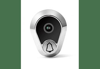 """TECHNAXX Digitaler Türspion TX-75 mit eingebauter Kamera, Türklingel Funktion und 3.5"""" Tischmonitor"""