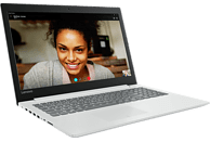 LENOVO IdeaPad 320, Notebook mit 15.6 Zoll Display, Core™ i5 Prozessor, 12 GB RAM, 2 TB HDD, Intel® UHD-Grafik 620, Blizzard White