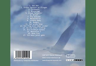 Marian Kleebaum - Erster Versuch zu fliegen   - (CD)