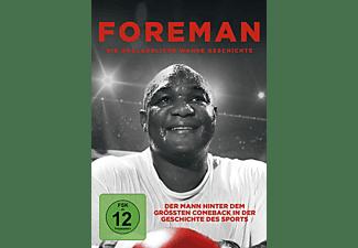 Foreman - Die unglaubliche wahre Geschichte DVD