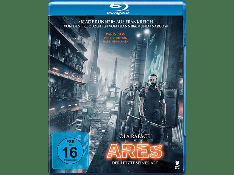 Ares - Der letzte seiner Art [Blu-ray]