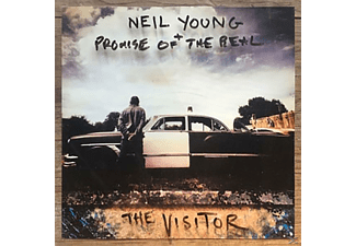 Neil Young + Promise Of The Real - The Visitor  - (Vinyl)