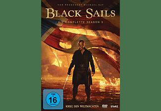 Black Sails - Die komplette Season 3 DVD