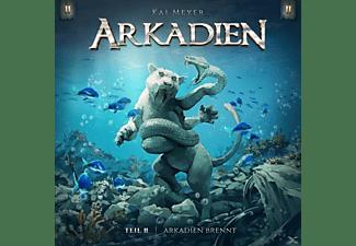 Arkadien - Arkadien 2-Arkadien Brennt  - (CD)