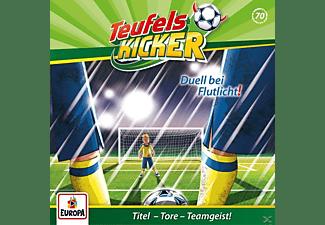 Teufelskicker - 070/Duell Bei Flutlicht!  - (CD)