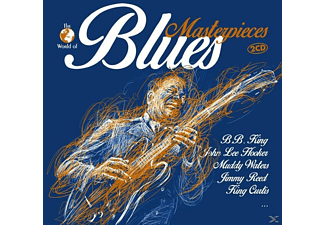 VARIOUS - Blues Masterpieces  - (CD)