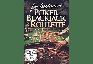 POKER, BLACKJACK & ROULETTE FO DVD