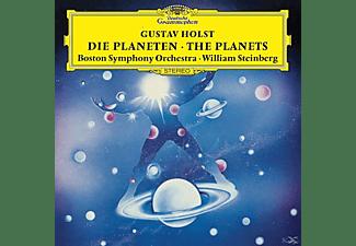 William Steinberg, Boston Symphony Orchestra - The Planets  - (Vinyl)