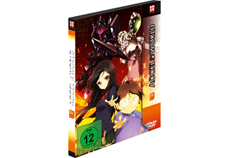 Accel World - Vol. 4 DVD
