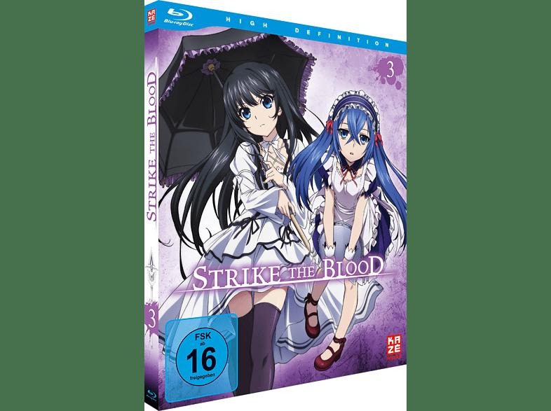 Strike the Blood - Vol. 3 [Blu-ray]