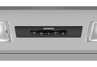 SIEMENS LE63MAC00, Dunstabzugshaube (599 mm breit, 271 mm tief)