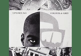 Uptown Xo - Colour De Grey  - (CD)