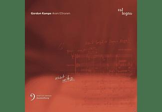 Sarah Maria Sun, Ensemble Musikfabrik, Ensemble I.C.E.Q., Radio-Sinfonieorchester Stuttgart des SWR, Swr Vokalensemble, Ex-semble, Ensemble Ascolta - Arien/Zitronen  - (CD)