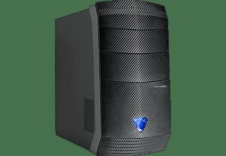 MEDION microstar® Professional P66011, Gaming PC mit Core™ i5 Prozessor, 8 GB RAM, 240 GB SSD, 2 TB HDD, GeForce GTX 1060, 3 GB