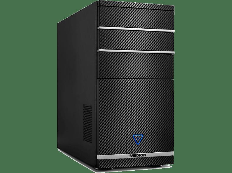 MEDION Desktop PC Akoya E20008 Intel Core i3-7100