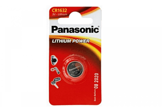 PANASONIC BATTERY CR1632 Lithium batterij