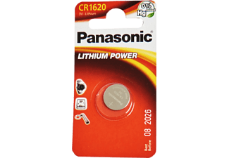 PANASONIC BATTERY CR1620 lithium batterij