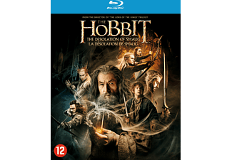 The Hobbit - The Desolation of Smaug Blu-ray