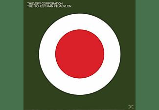 Thievery Corporation - The Richest Man In Babylon  - (Vinyl)