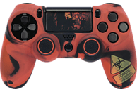 HAMA Undead Grip-Cover, Rot