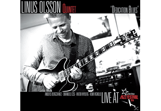 Linus Olsson Quintet - Dedication Blues - (CD)