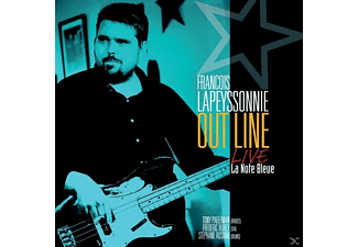 Francois Lapeyssonnie - Out Line - (CD)
