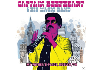 Captain Beefheart & His Magic Band - My Father's Place,Roslyn,'78  - (CD)