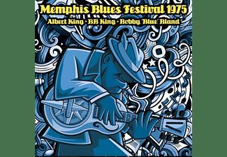 Albert King, B.B. King, Bobby Blue Bland - Memphis Blues Festival 1975  - (CD)