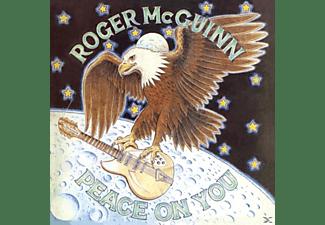 Roger Mcguinn - Peace On You  - (CD)