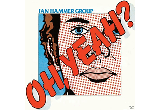 Jan Hammer - Oh,Yeah? - (CD)