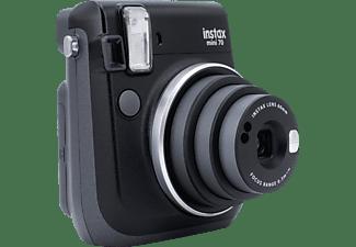 FUJIFILM Instax Mini 70 Sofortbildkamera, Schwarz