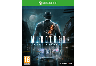 SQUARE ENIX Murdered Soul Suspect Standard Xbox One Oyun
