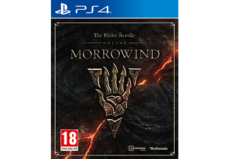 BETHESDA The Elder Scrolls Online: Morrowind PS4 Oyun