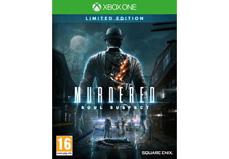 SQUARE ENIX Murdered Soul Suspect LTD ED Xbox One Oyun