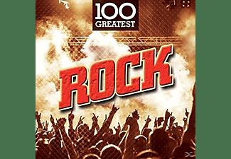 VARIOUS - 100 Greatest Rock  - (CD)