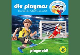 Die Playmos - (60)Die Magische Fußballmeisterschaft  - (CD)