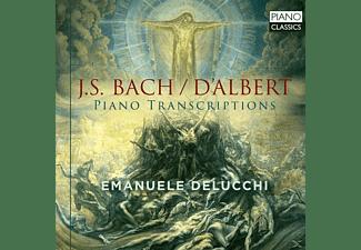 Emanuele Delucchi - Piano Transcriptions  - (CD)