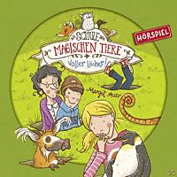 Die Schule Der Magischen Tiere - 02: Voller Löcher! (Hörspiel) - [CD]